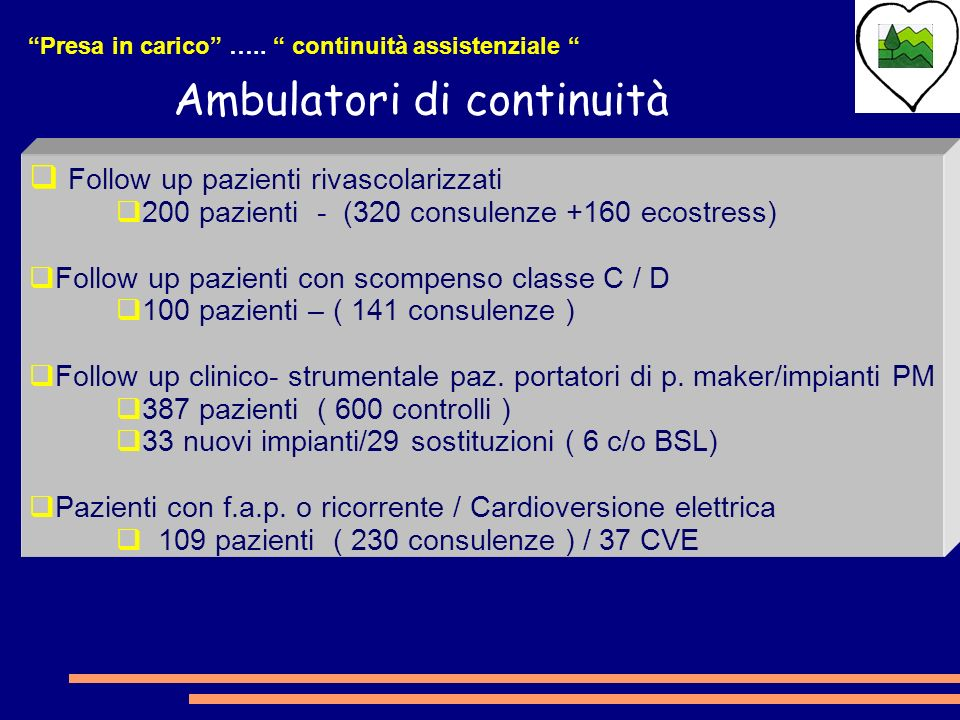 Ambulatori di continuità