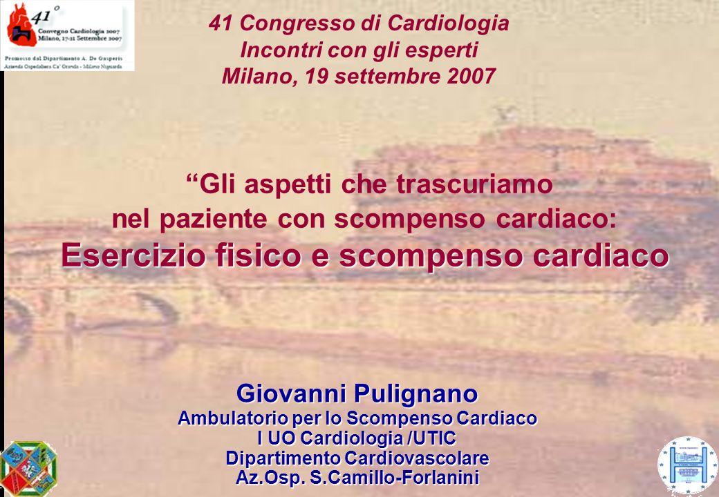 41 Congresso di Cardiologia