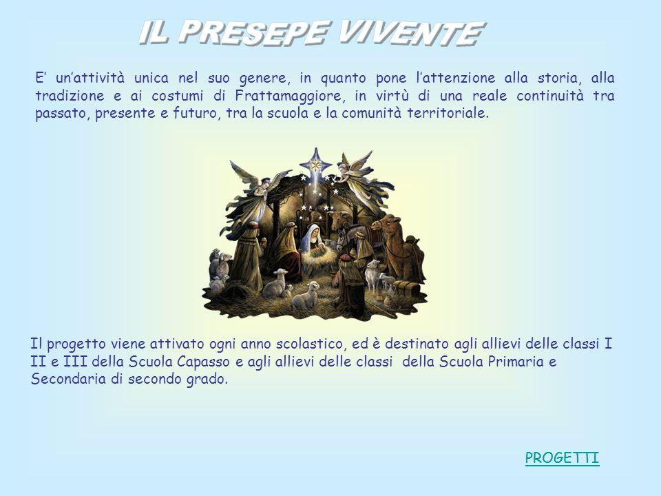 IL PRESEPE VIVENTE