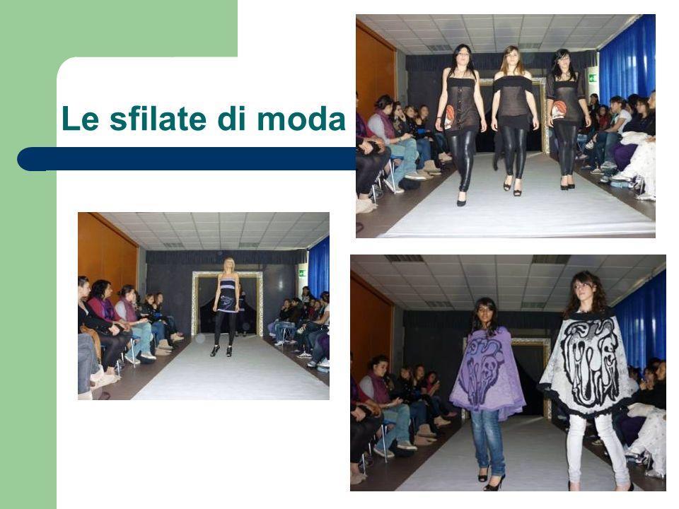 Le sfilate di moda