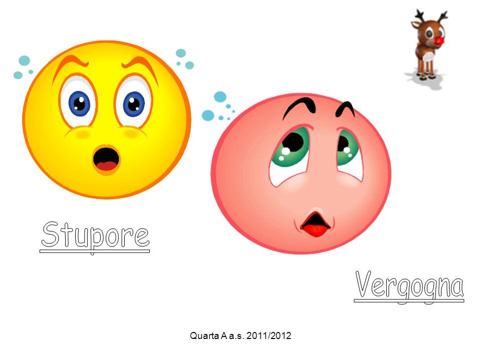 Stupore Vergogna Quarta A a.s. 2011/2012