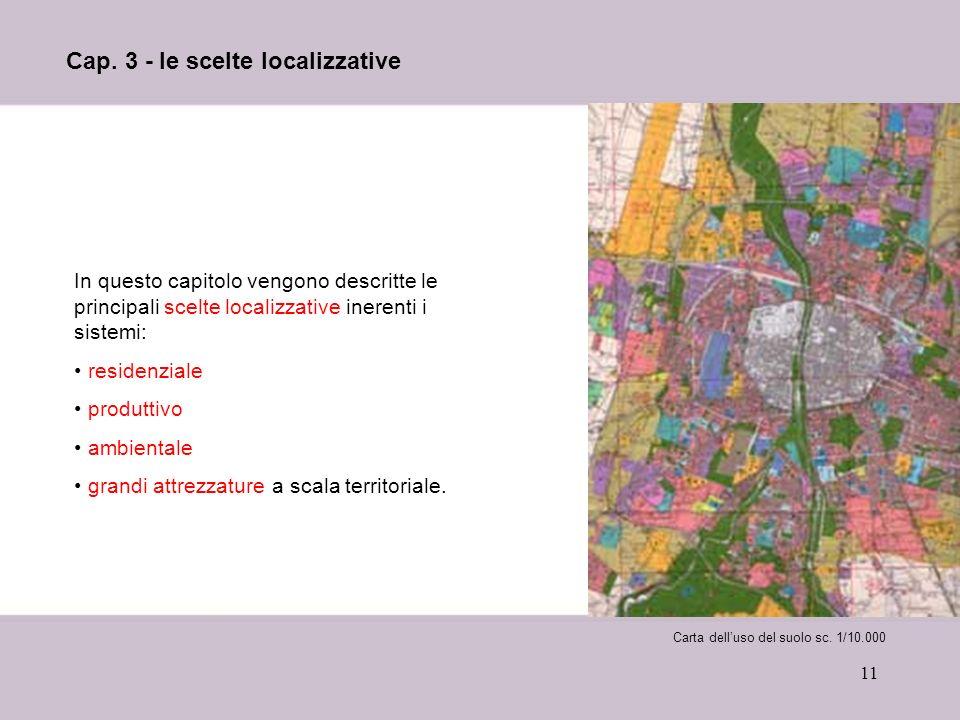 Cap. 3 - le scelte localizzative