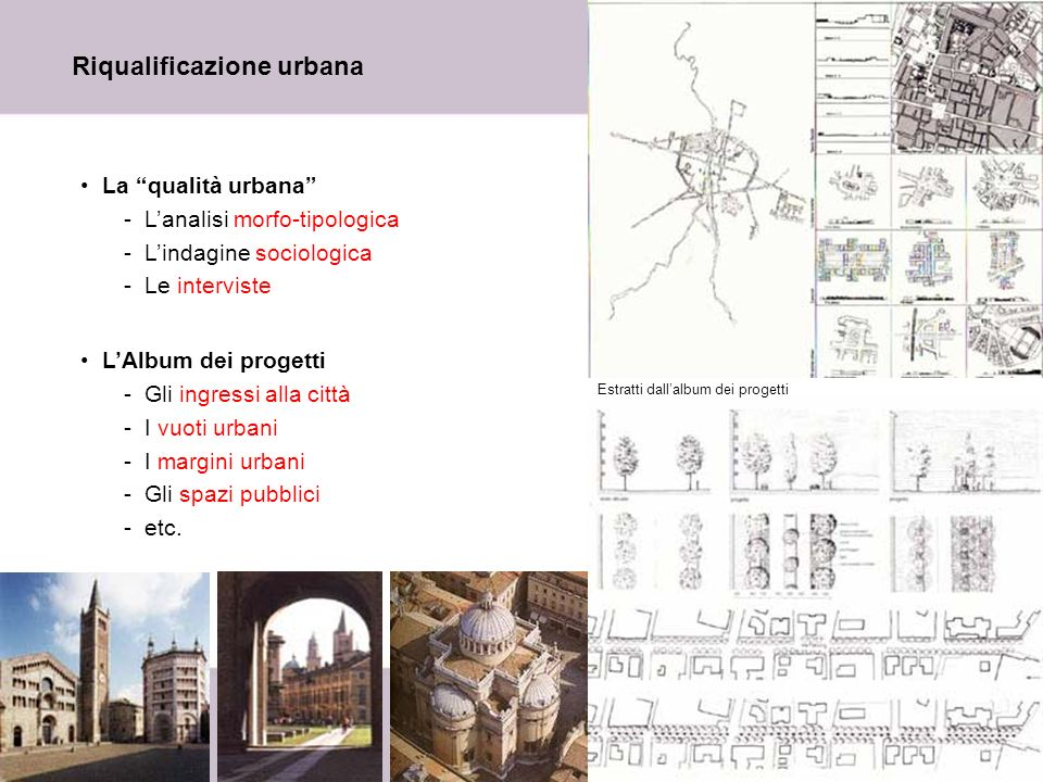 Riqualificazione urbana