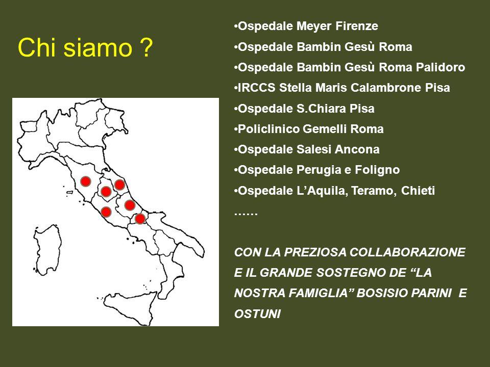 Chi siamo Ospedale Meyer Firenze Ospedale Bambin Gesù Roma