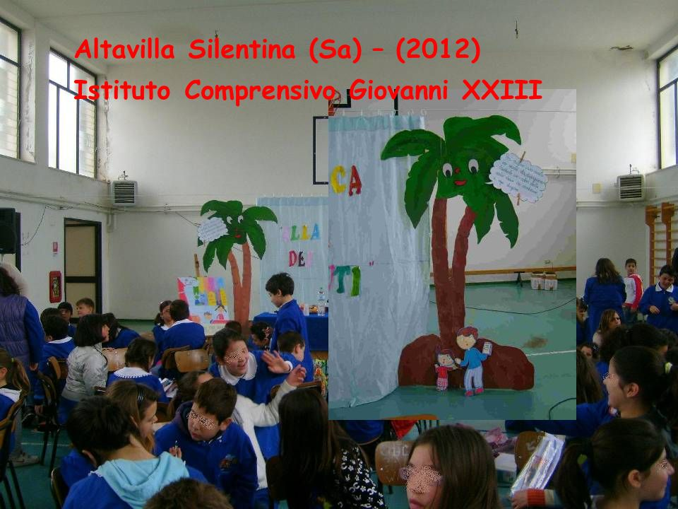 Altavilla Silentina (Sa) – (2012)