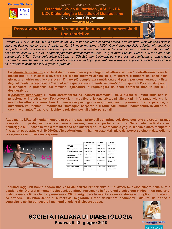SOCIETÀ ITALIANA DI DIABETOLOGIA