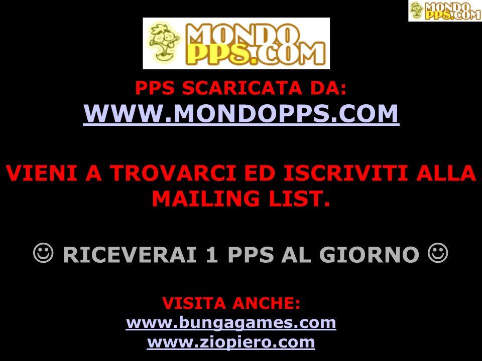 VISITA ANCHE: www.bungagames.com www.ziopiero.com