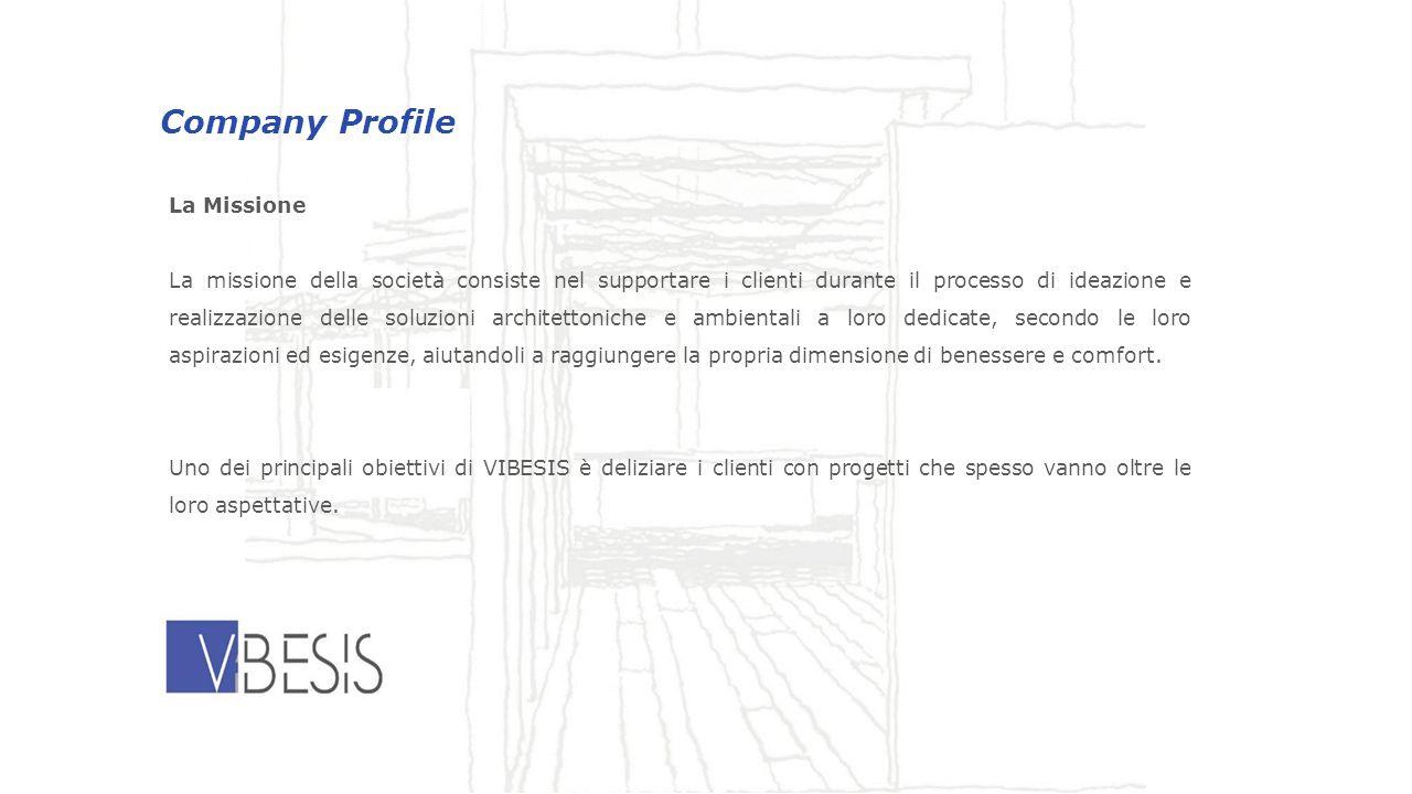 Company Profile La Missione