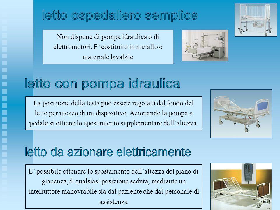 Letto ospedaliero misure adulti lunghezza 2m larghezza 1m - Letto ospedaliero ...