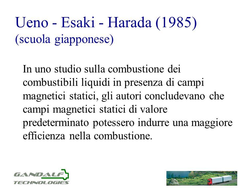 Ueno - Esaki - Harada (1985) (scuola giapponese)