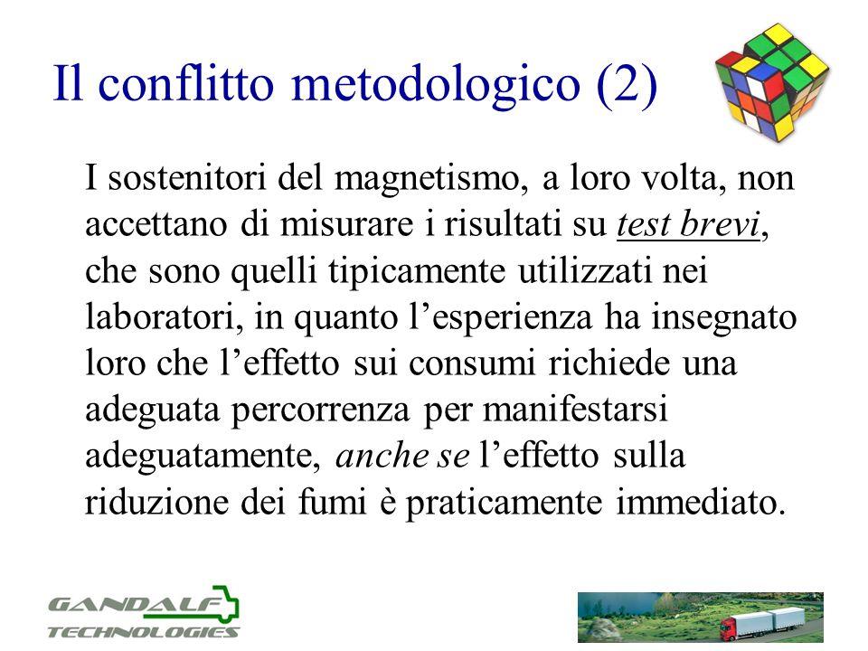 Il conflitto metodologico (2)