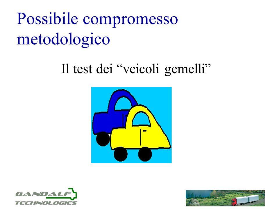 Possibile compromesso metodologico