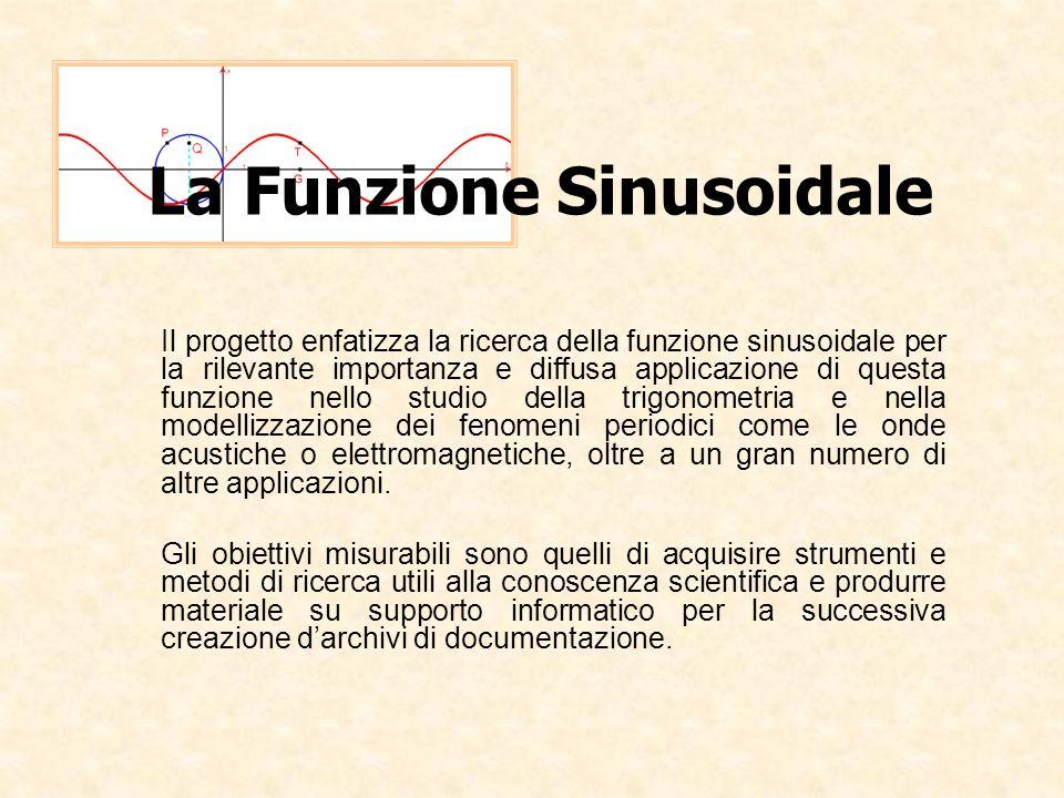 La Funzione Sinusoidale