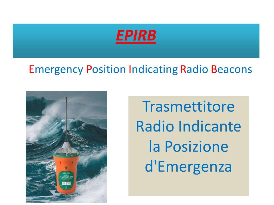 Trasmettitore Radio Indicante la Posizione d Emergenza