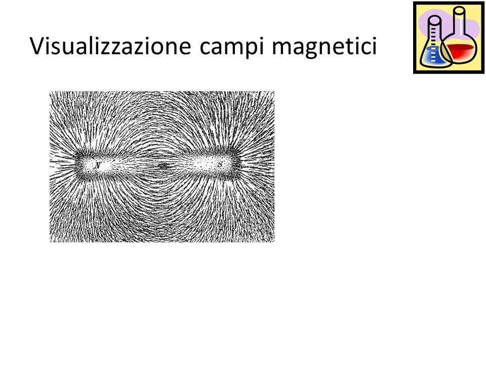 Visualizzazione campi magnetici