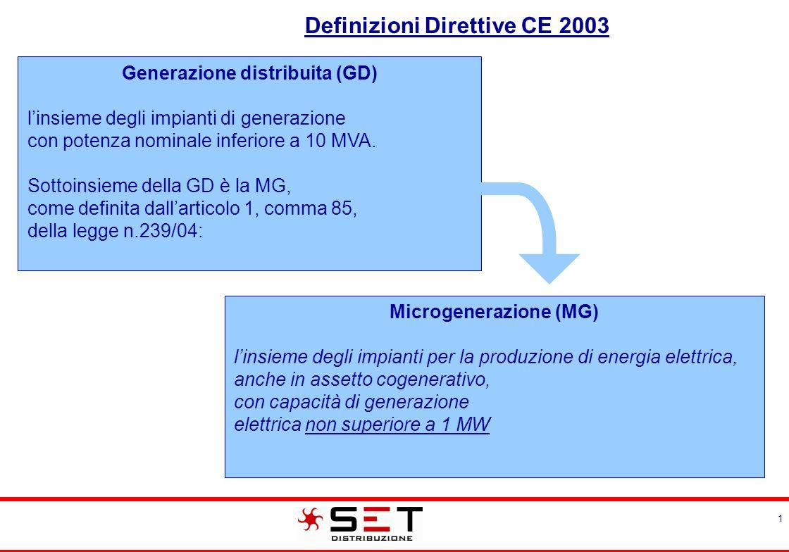 Doc AEEG 20 luglio 2006 – Monitoraggio Generazione Distributori