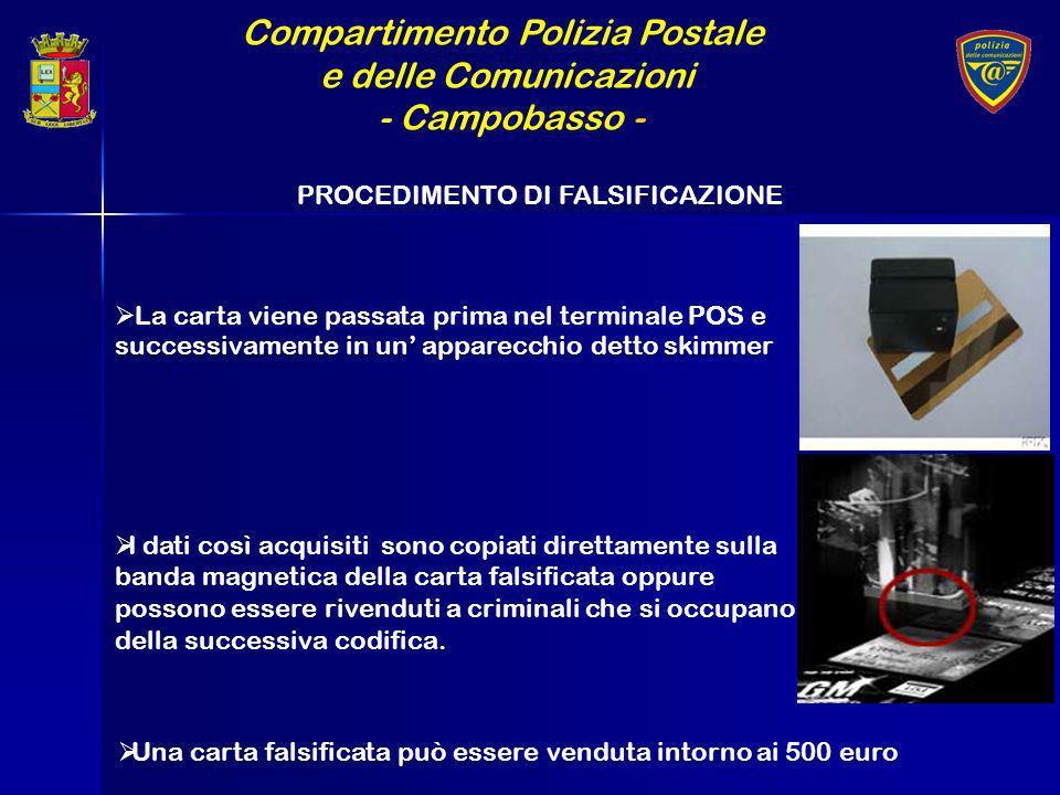 Compartimento Polizia Postale e delle Comunicazioni - Campobasso -