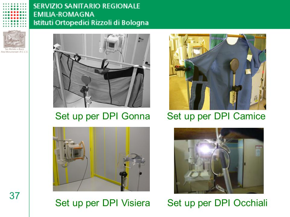 Set up per DPI Gonna Set up per DPI Camice Set up per DPI Visiera Set up per DPI Occhiali