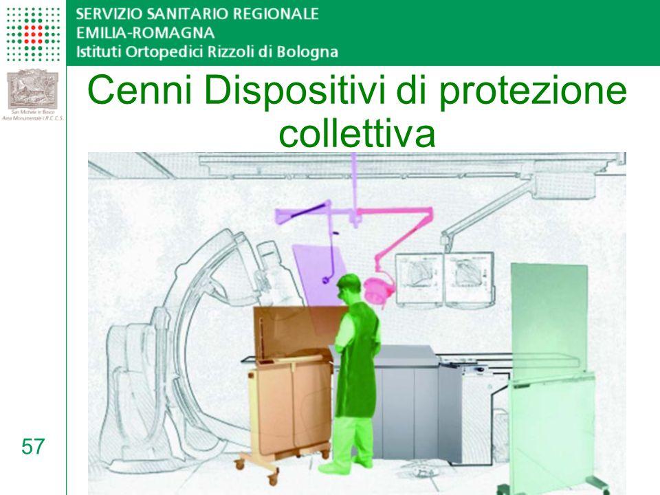 Cenni Dispositivi di protezione collettiva