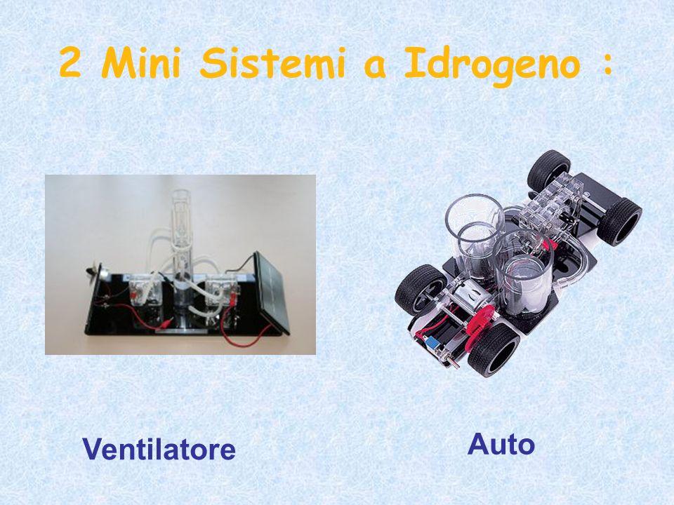 2 Mini Sistemi a Idrogeno :
