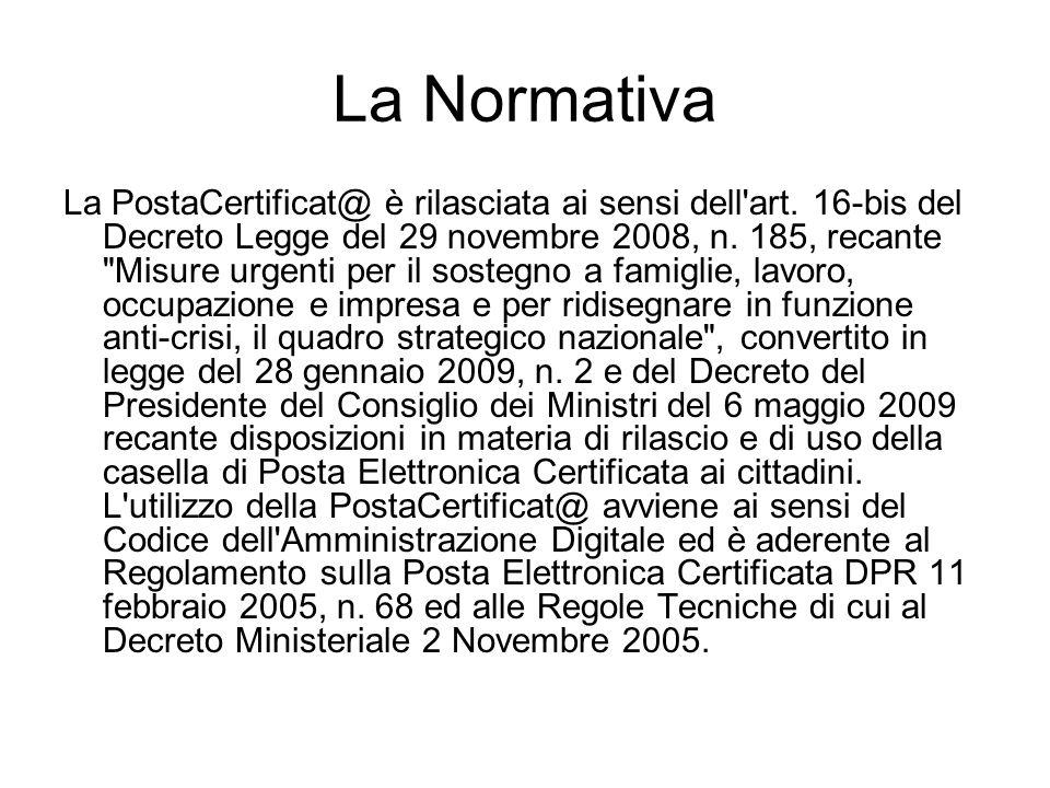 La Normativa
