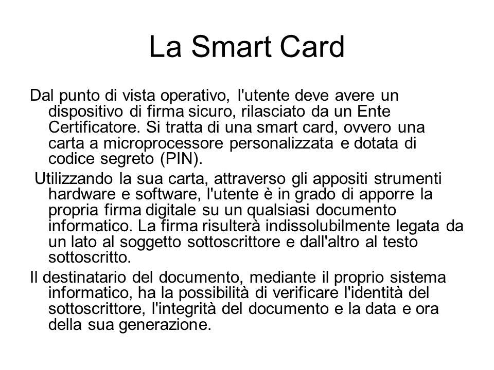 La Smart Card