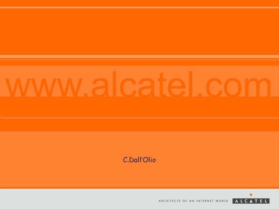 www.alcatel.com C.Dall'Olio