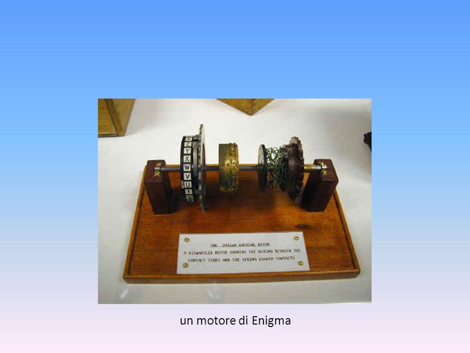 un motore di Enigma