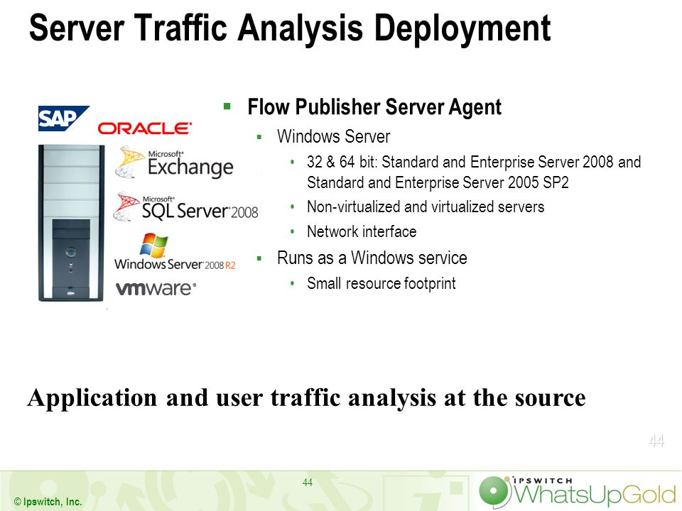 Server Traffic Analysis Deployment