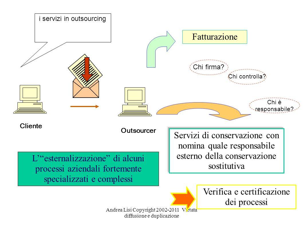 Verifica e certificazione dei processi