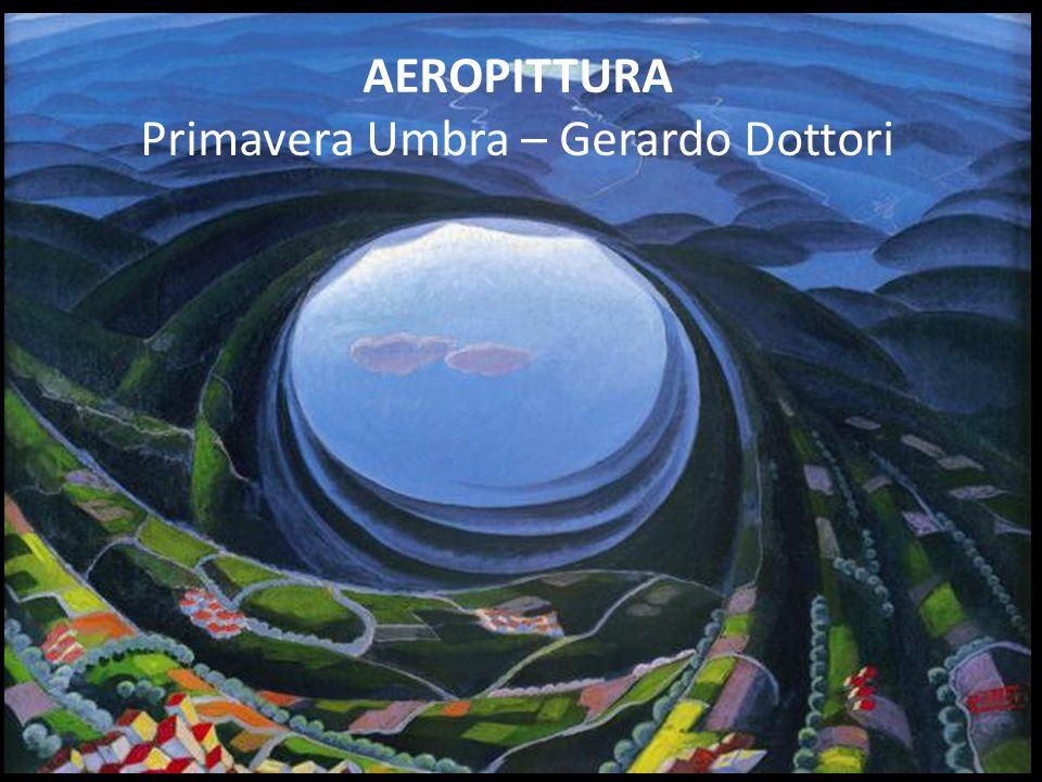 Primavera Umbra – Gerardo Dottori
