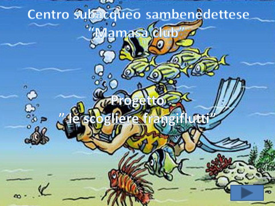 Centro subacqueo sambenedettese le scogliere frangiflutti