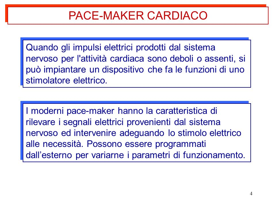 PACE-MAKER CARDIACO