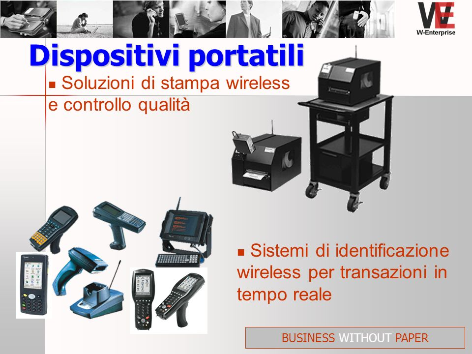 Dispositivi portatili