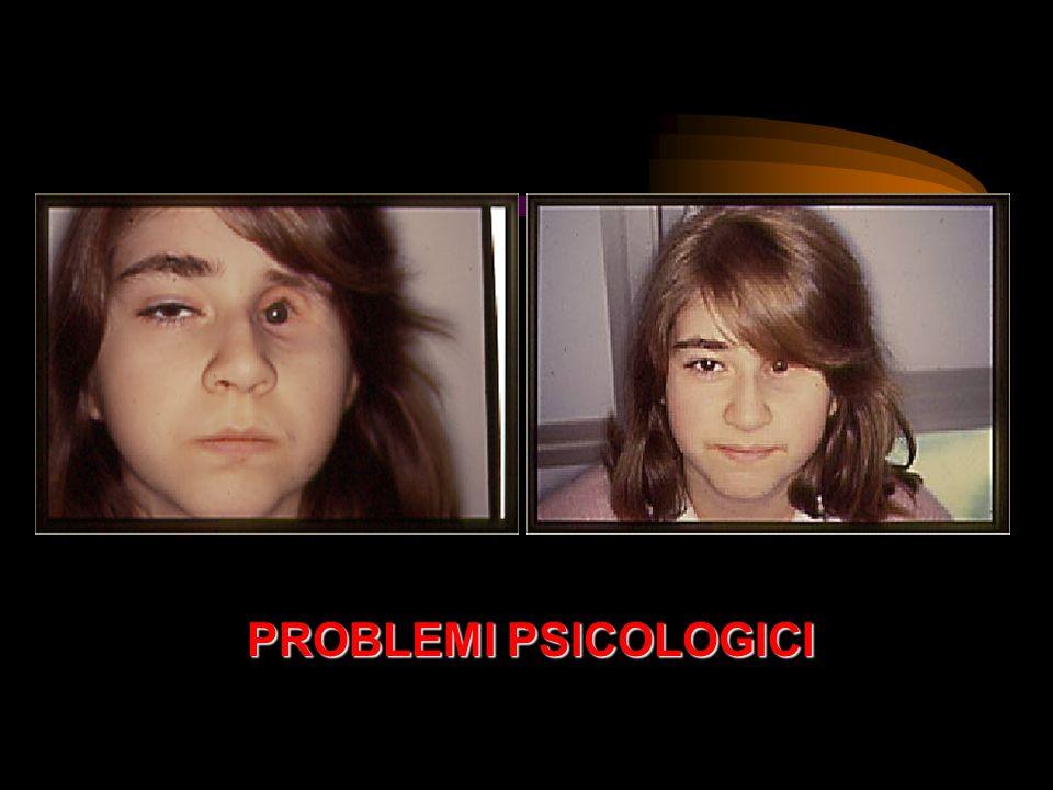 PROBLEMI PSICOLOGICI