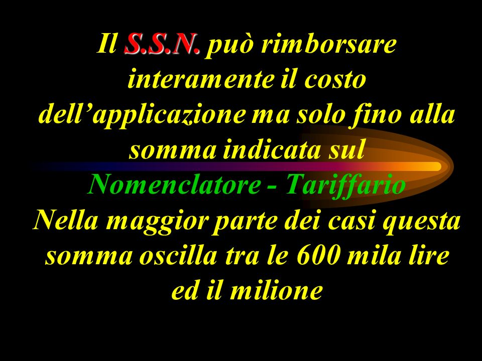 Il S.S.N.