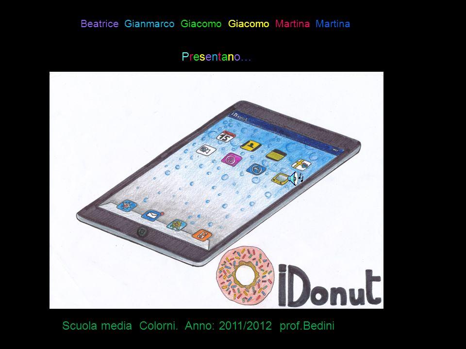 Scuola media Colorni. Anno: 2011/2012 prof.Bedini