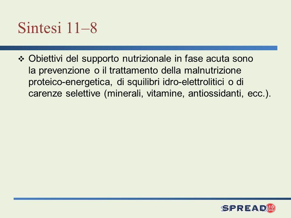 Sintesi 11–8