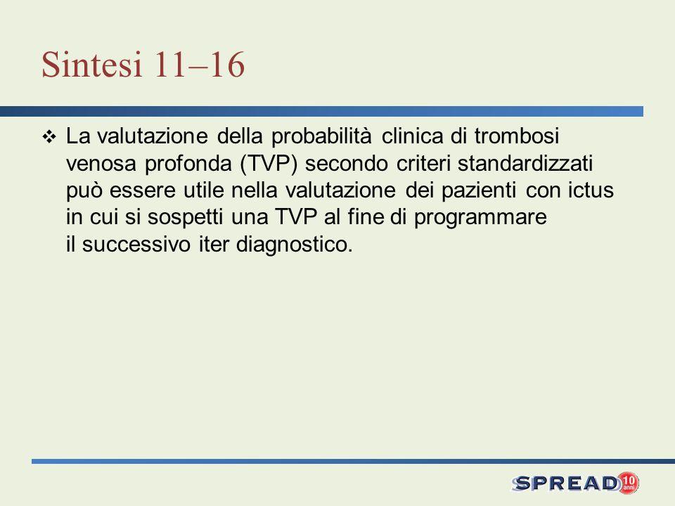 Sintesi 11–16