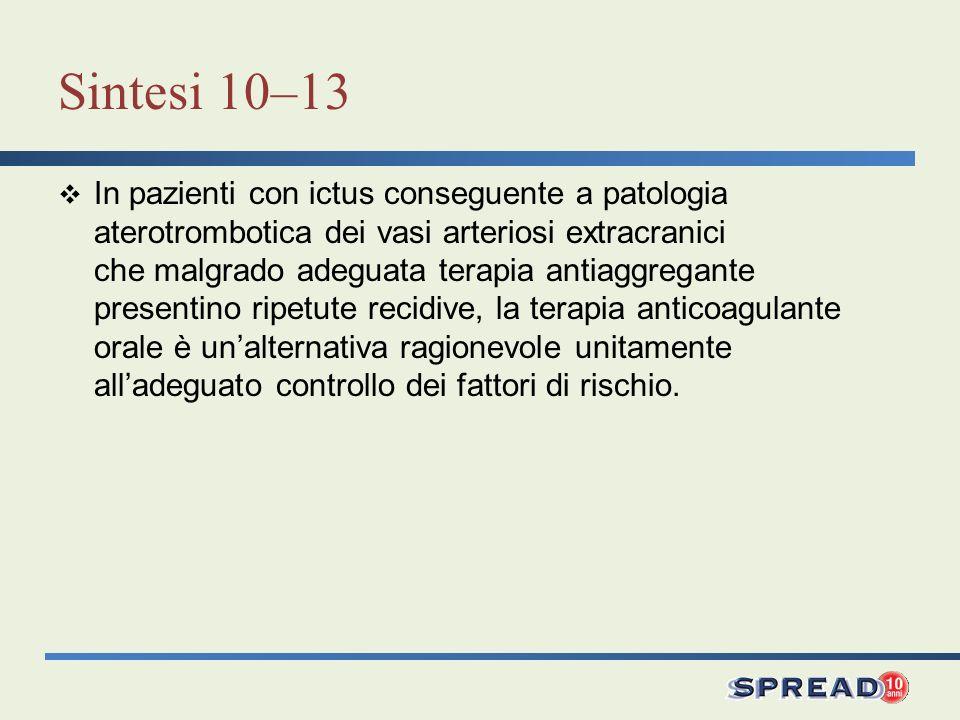 Sintesi 10–13