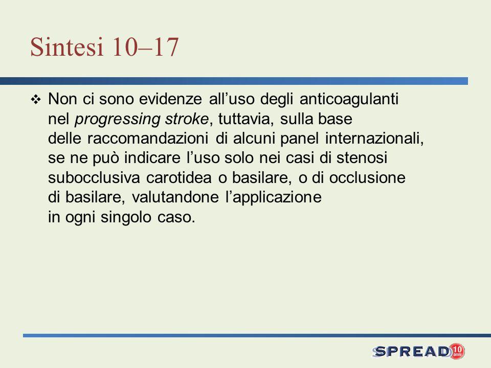Sintesi 10–17