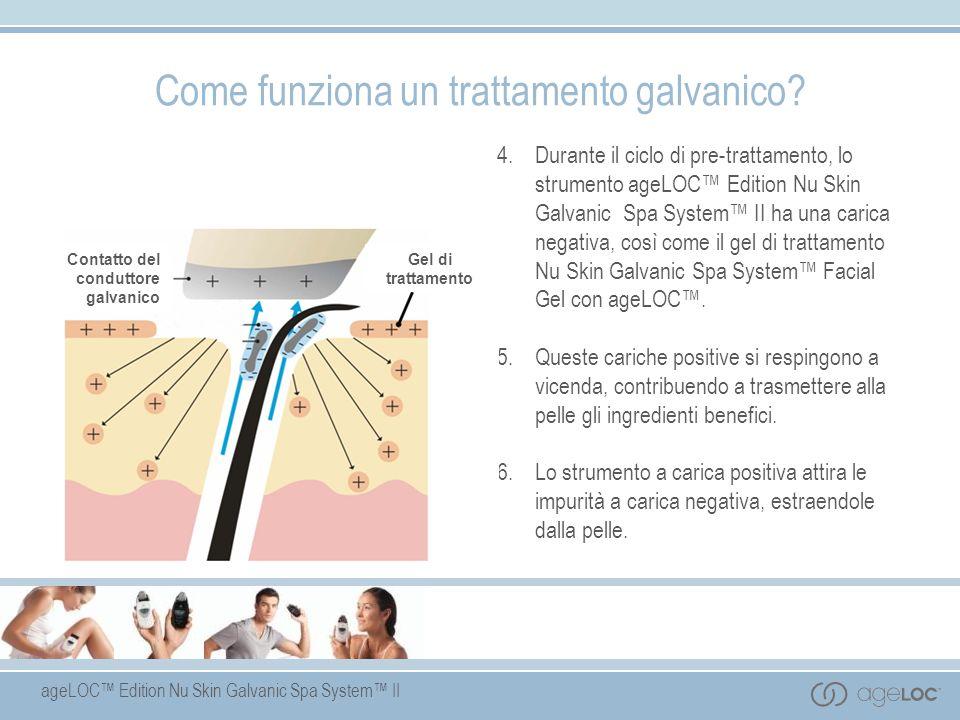 Come funziona un trattamento galvanico