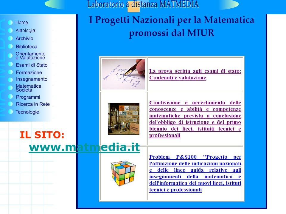 IL SITO: www.matmedia.it