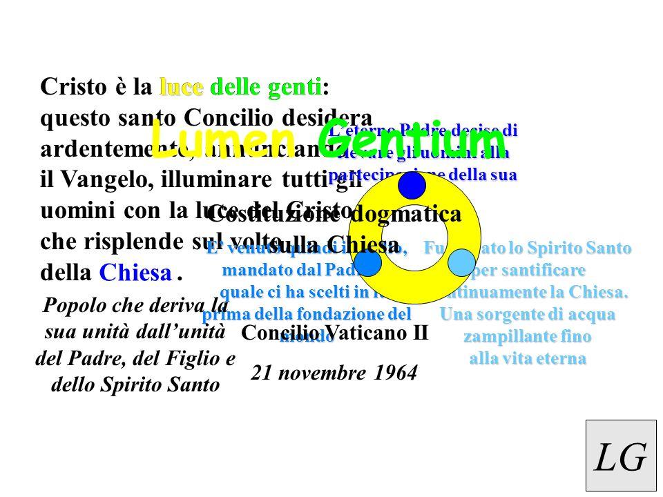 Costituzione dogmatica sulla Chiesa