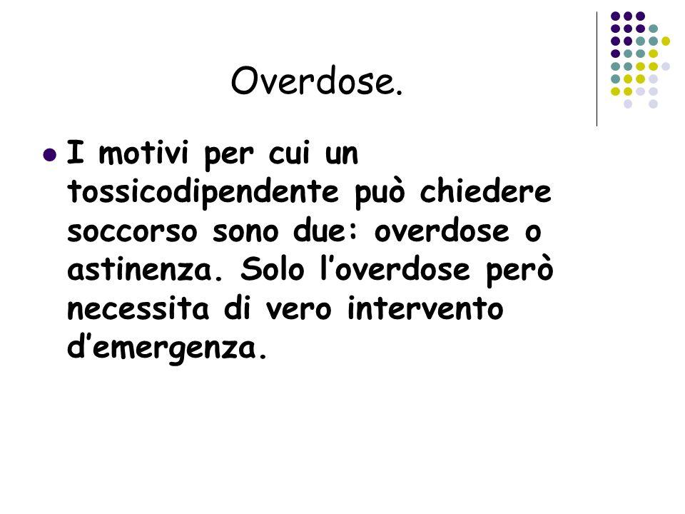 Overdose.