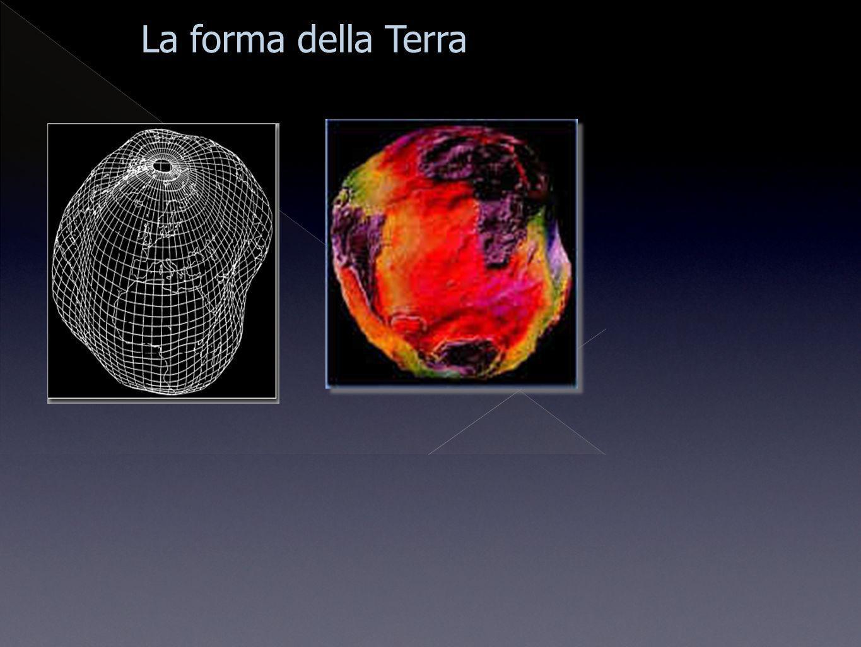 La forma della Terra
