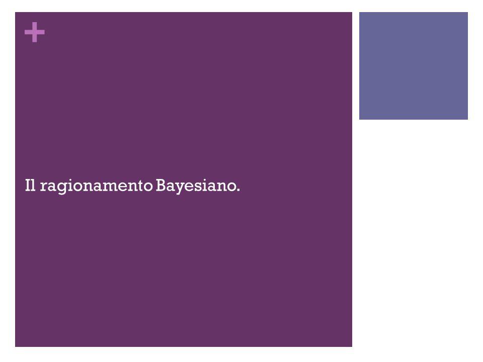 Il ragionamento Bayesiano.