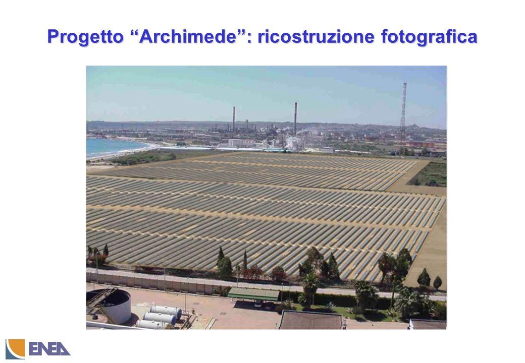 Progetto Archimede : ricostruzione fotografica