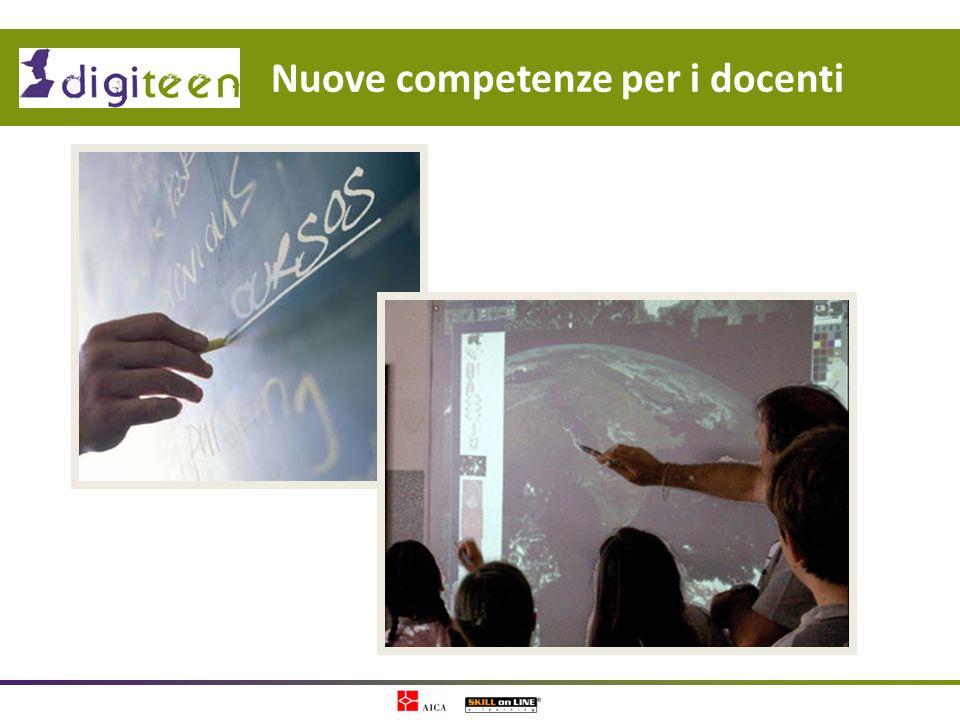 Nuove competenze per i docenti
