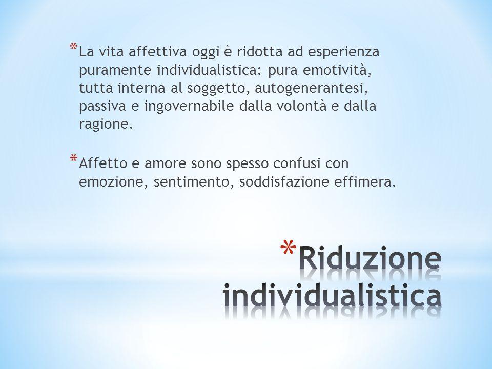 Riduzione individualistica